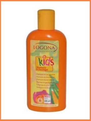 Logona prodotti shampoo per bambini