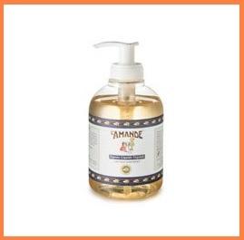 Sapone Liquido Vegetale Con Oli Essenziali