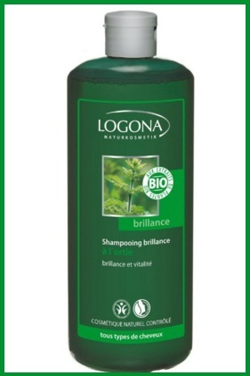 Shampoo Naturale All'ortica Logona