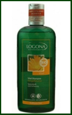 Shampoo Naturale E Rivitalizzante Alla Calendula