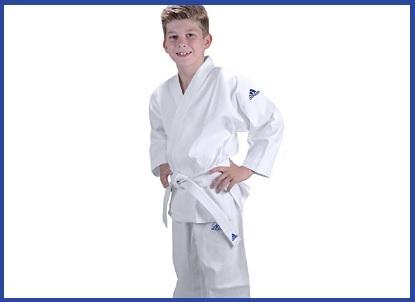 Judogi Adidas Bambini