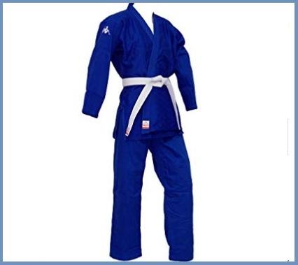 Judogi 170 Cm Blu