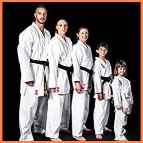 Kimono Karate Professionale