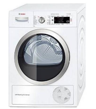 Asciugatrice Funzionale Bosch Con Oblo