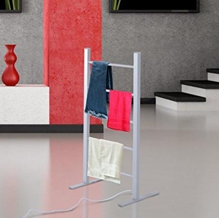 Asciugabiancheria in alluminio per asciugare