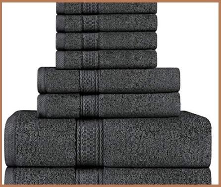 Asciugamani bagno set