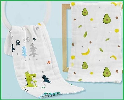 Asciugamani asilo bimbo