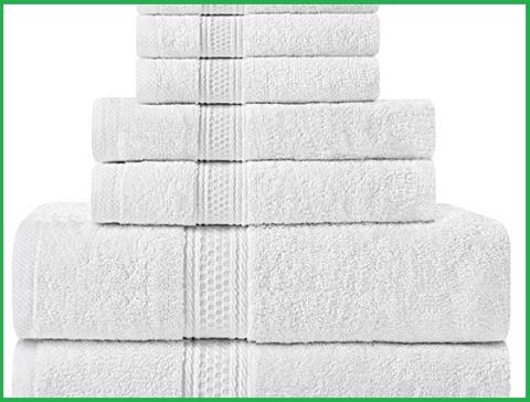 Asciugamani da bagno grandi doccia