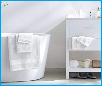 Asciugamani da bagno set