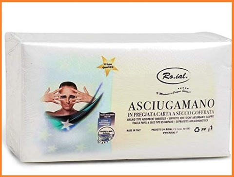 Asciugamani di carta monouso parrucchieri