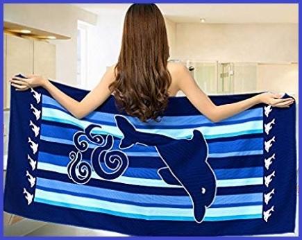Asciugamano mare grande