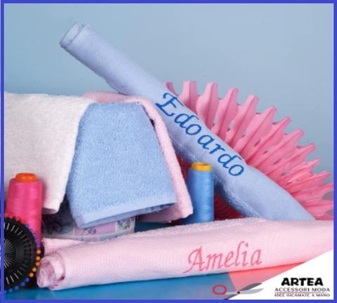 Asciugamano personalizzato con nome