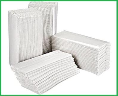 Asciugamani carta a c ripiegati