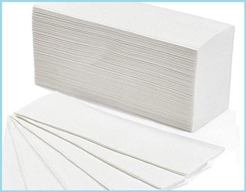Asciugamani in carta per estetista