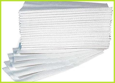 Asciugamani In Carta Piegati Monouso