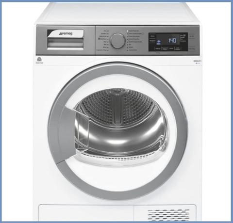 Elettrodomestici asciugatrice smeg