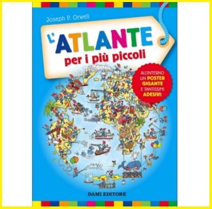 Atlante Geografico Per Bambini