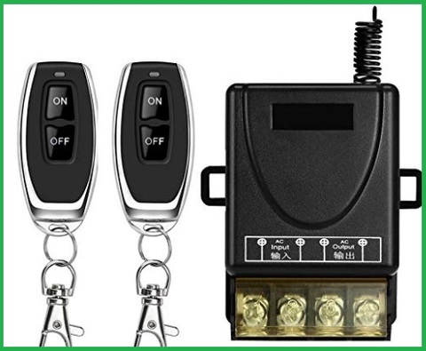 Attrezzature Elettriche Con Telecomando