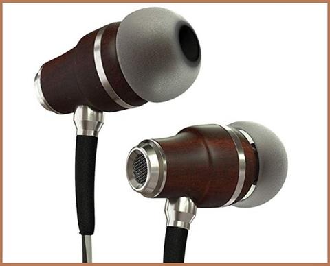 Auricolari alta qualità audio con microfono