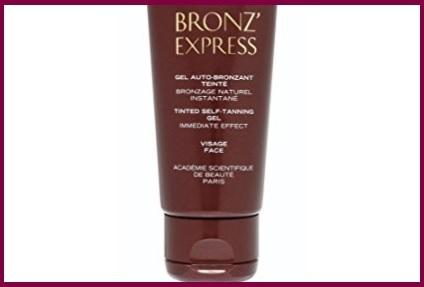 Autoabbronzante Bronz'express Gel