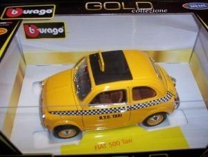 Fiat3 fiat 500 taxi