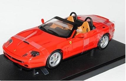 Ferrari 550 Barchetta Rossa