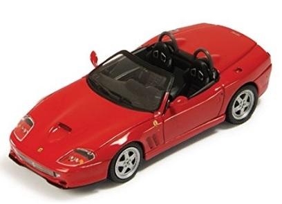 Ferrari 550 Barchetta Modellismo