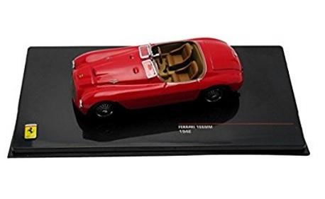 Ferrari 166 1948 rossa in scala