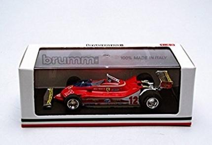 Brumm 1/43 ferrari 312 1979