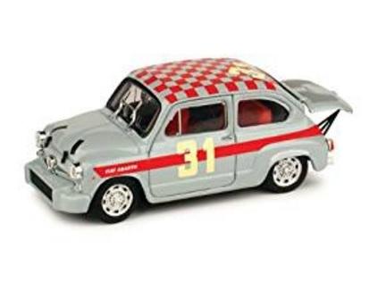 Fiat 600 abarth berlina 1966