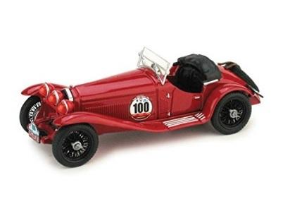 Alfa romeo 1750 gs zagati 1931