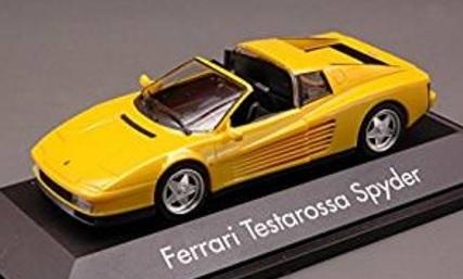 Ferrari testarossa 1984 1 43