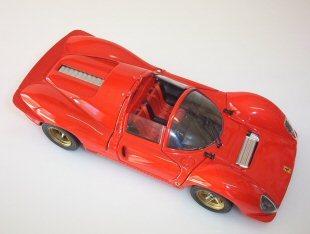 Ferrari 330 p4 spider