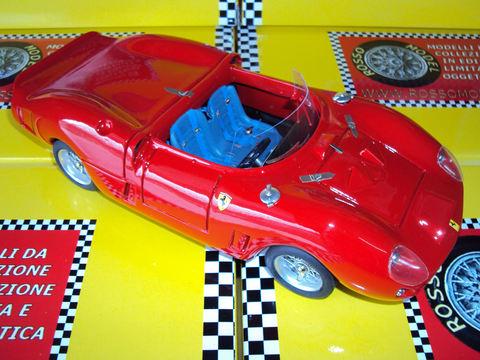 Ferrari dino sp 1962 modellino