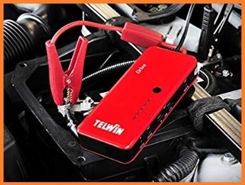 Avviatore Auto Telwin Portatile