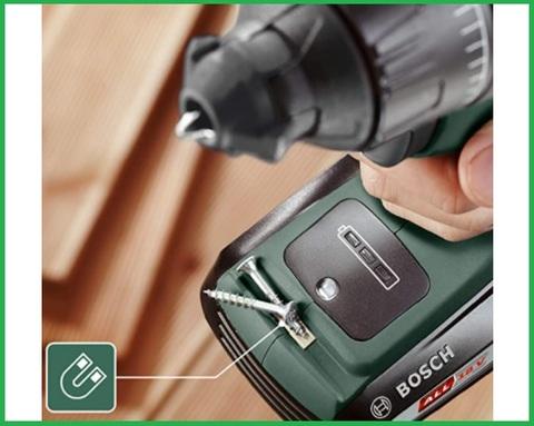Bosch trapano avvitatore batteria