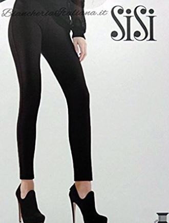 Leggings Della Marca Sisi In Cotone