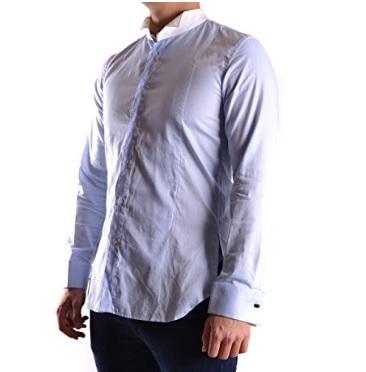 Camicia classica firmata john galliano