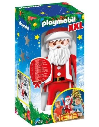 Babbo natale gigante playmobil