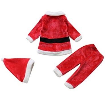 Costume natalizio per bimbi