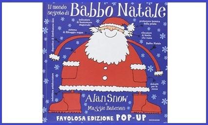 Babbo natale libro pop up