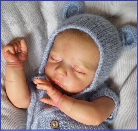 Bambole reborn neonata