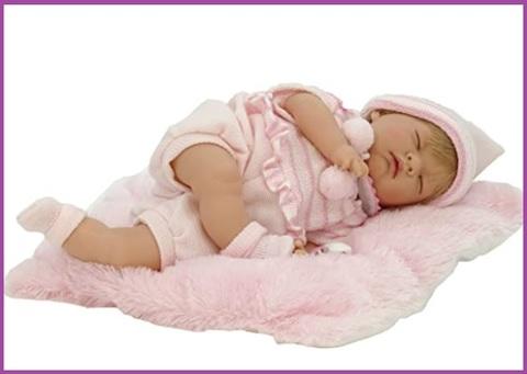 Bambola reborn piccola