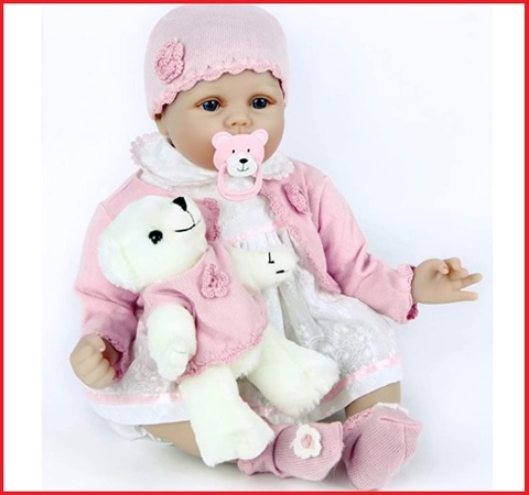 Bambola Reborn Neonata Femmina