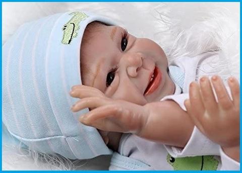 Bambola Neonato Reborn