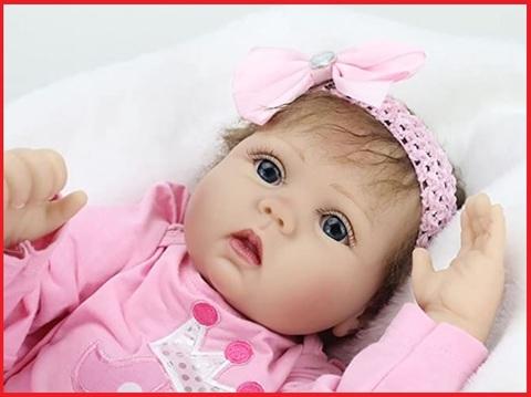 Bambola reborn femmina