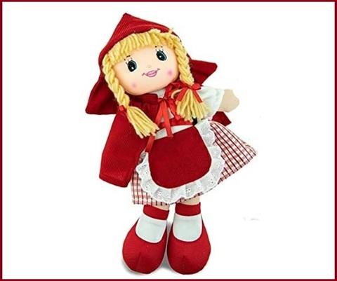 Bambole Di Stoffa Artigianali