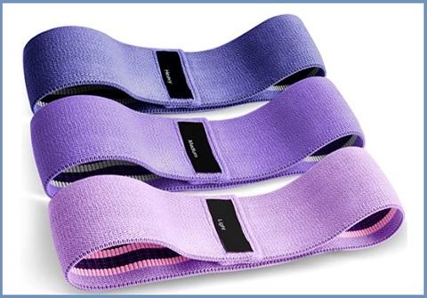 Banda fitness elastica