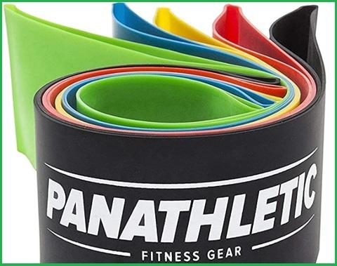 Banda Per Pilates Elastica