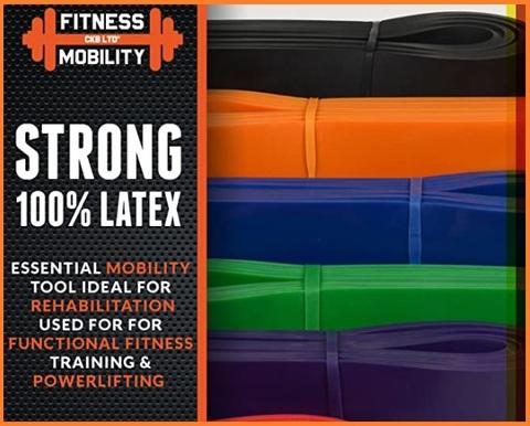 Bande Fitness Elastiche Colorate